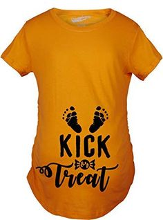 Halloween Spirit Maternity T-Shirts! - Get in the spirit of Halloween with one of these great maternity tees! Halloween Pregnancy Shirt, Halloween Pregnancy Announcement, Funny Pregnancy Shirts, Pregnant Halloween Costumes, Pregnancy Outfits, Baby Shirts, Baby Halloween, Funny Halloween, Pregnancy Info