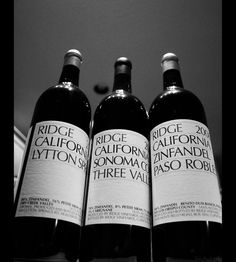 The Real Face of Zinfandel Wine: Dark and Dry