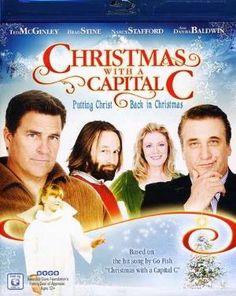 Christmas with a Capital C - Christian Movie/Film on DVD/Blu-ray. http://www.christianfilmdatabase.com/review/christmas-with-a-capital-c/