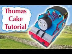Thomas Train Birthday Cake