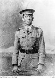 JOHN FRANCIS WALSH - GALLIPOLI 100 YEARS ON...