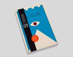 atelierpunkt:  Banderol and sticker (book in the picture: The Castle by F. Kafka, cover by Peter Mendelsund)