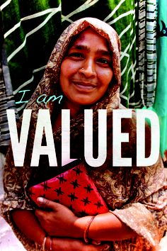 I am valued.