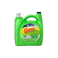 Gain HE Original Liquid Laundry Detergent ❤ liked on Polyvore featuring home, home improvement and cleaning