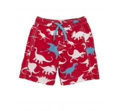 Hatley Dinos Boys Swim Trunks at Wellies and Worms