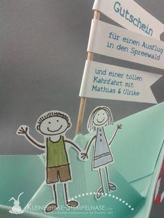 Stampin Up Gutschein Bootsfahrt Spreewald 03
