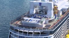 The newest addition to the Royal Caribbean International fleet is Anthem of the Seas. With the home port of Southampton, Anthem of the Seas offers guests the. Cruise Vacation, Vacation Ideas, Vacations, Anthem Of The Seas, Royal Caribbean International, Show Video, Southampton, United Kingdom, Planets