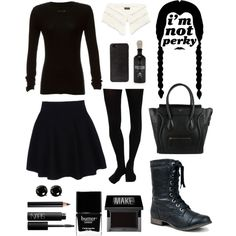 Wednesday Addams... I want this...all of this