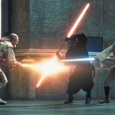 Star Wars: Episode 1 - Die dunkle Bedrohung / Liam Neeson / Ewan McGregor / Star Wars: Complete Saga I-VI