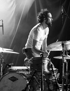 """If there was a gig on the Moon we'd be there. I figure we're so heavy-handed as a band we could probably be heard in space anyway."" - Ronnie Vannucci"