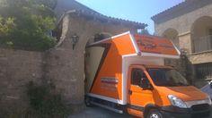 Cuarta #mudanza este mes a una masía. Esta vez toca a Casa El Cornet, 08297 Castellgalí. Preciosa casa de campo. www.mudanzasiprom.es