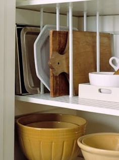Creative Ways to Clean and Organize Your Space via @PureWow