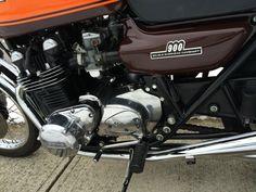 1973 Kawasaki Z1 900 *