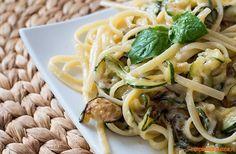 Pasta+e+zucchine+alla+Nerano