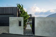 architectural concrete fence - Szukaj w Google
