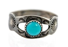 Vintage Navajo Fred Harvey Sterling Silver and by Yourgreatfinds, $29.99