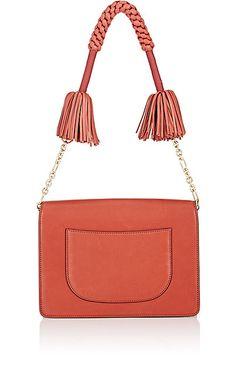 977287a209 Altuzarra Ghianda Flap-Front Shoulder Bag - Shoulder - 504445388 Smooth  Leather