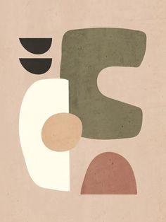 Abstract Drawings, Abstract Shapes, Art Drawings Sketches, Geometric Art, Abstract Art, Minimalist Wallpaper, Minimalist Art, Modern Art Prints, Modern Wall Art