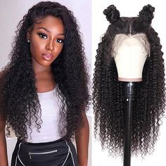 Cheap Human Hair Lace Wigs, Buy Quality Hair Extensions & Wigs Directly from China Suppliers:Amanda Brazilian Curly Human Hair Wigs Lace Front Free Part Density Remy Human Hair Wigs with Baby Hair 8 24 Short Hair Wigs, Human Hair Lace Wigs, Curly Wigs, Remy Human Hair, Human Wigs, Long Wigs, Ariana Grande Red Hair, Cabello Ariana Grande, My Hairstyle