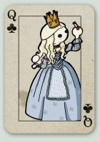 the White Queen by NickyToons