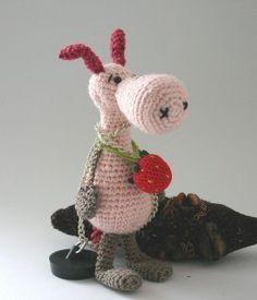 Du möchtest dein eigenes Wattschwein häkeln | Margaretenbaer