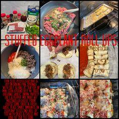 Eggplant Rolls, Roll Ups, Allrecipes, Love Food, Bread, Tangled, Brot, Baking, Breads