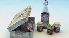 """Дизайн подарочной упаковки для алкогольного бренда """"Селяночка"""". Векторная графика. Дизайнер Александр Туманов. Буду рад заказам на дизайн и графику: +7 963 211 5668, a.fog.design@gmail.com"""