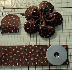 flower bow pic-turoial SO EASY!!