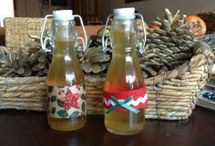An Italian liqueur made with oranges and spices for Christmas, aranc . Drink Tags, Viking Tattoo Design, Sunflower Tattoo Design, Pasta, Homemade Beauty Products, Limoncello, Lemon Grass, Wordpress Theme, Spices