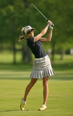 Anna Rawson of Australia - great golf style