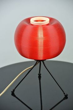 Anonymous; Table Lamp by Rotaflex, c1960.