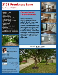 COMING SOON: Must-See in Churchill Estates