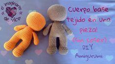 Free Amigurumi d pattern – BuzzTMZ Crochet Fox Pattern Free, Crochet Dolls Free Patterns, Cute Crochet, Amigurumi Patterns, Baby Knitting Patterns, Amigurumi Doll, Doll Patterns, Crochet Baby, Crochet Doll Tutorial