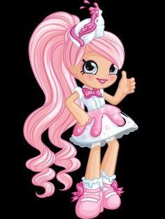 Shopkins Cartoon, Shopkins And Shoppies, Cute Little Girls, Big Fashion, Disney Drawings, Princesas Disney, Cartoon Characters, Princess Peach, Decoupage