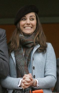 Kate Middleton--Very cute photo