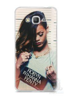 Capa Samsung Gran Prime Rihanna #2 - SmartCases - Acessórios para celulares e tablets :)