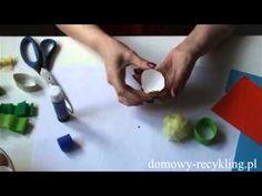Jak zrobić kurczaczka - ozdoby wielkanocne - YouTube