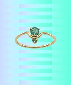 May Birthstone Emerald Green Jewelry Accessories