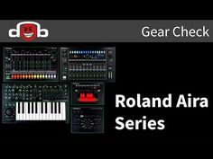 Roland Aira Review (TR-8, TB-3, MX-1, System1)