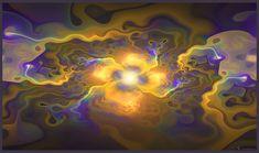 sky fire fractal  Cory Ench 2007