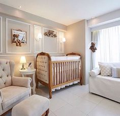 Baby Room Ideas Neutral Paint Colors Colour Palettes 62 Super Ideas Funny B Bab… – Colorful Baby Rooms Baby Bedroom, Baby Room Decor, Nursery Room, Girl Room, Girls Bedroom, Chic Nursery, Nursery Themes, Cribs, Interior Design