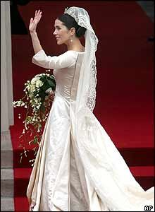 Pictures Of The Wedding Crown Prince Frederik And Australian Mary Elizabeth Donaldson