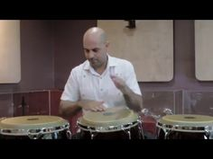 How to Play Salsa on Congas - YouTube
