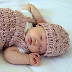 CROCHET PATTERN Lace Confection Hat - Baby to Adult - Pattern PDF. $5.50, via Etsy.