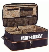 "Harley-Davidson® 24"" Travel Locker Organizer. Features Two Levels for Maximum Usage"