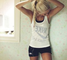 Workout to wear cute workout clothes