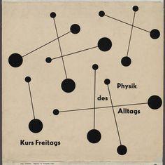 Otl Aicher. Physik des Alltags. 1949-51