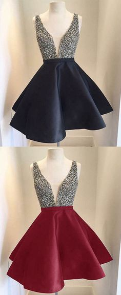 black homecoming dress, homecoming dresses, short homecoming dress,homecoming 2017