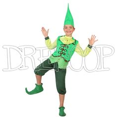 Disfraz Duende para niño - Dresoop.es