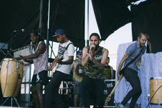 Letlive performing Le Prologue at Warped Tour 2013